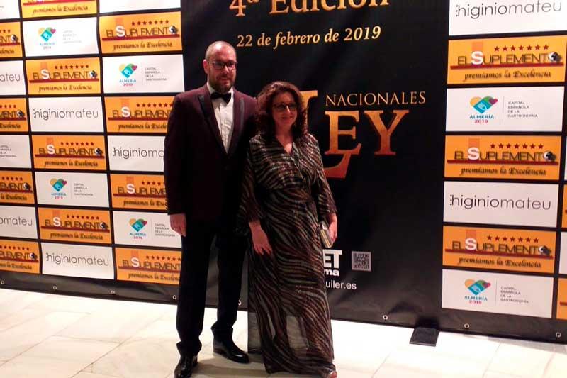 Ortiz-Blanco & Asociados premiados en el VIII Edición Premios Nacionales El Suplemento